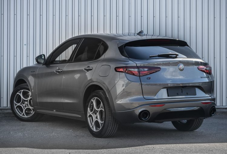 Alfa Romeo Stelvio MY20 Sprint 280 AG
