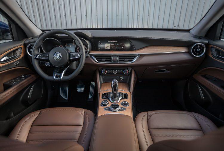 Alfa Romeo Stelvio MY20 Super 280hj