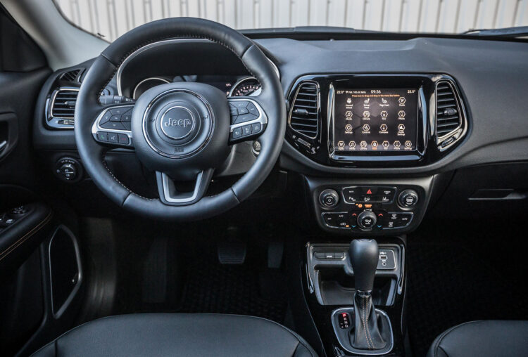 Jeep Compass Limited