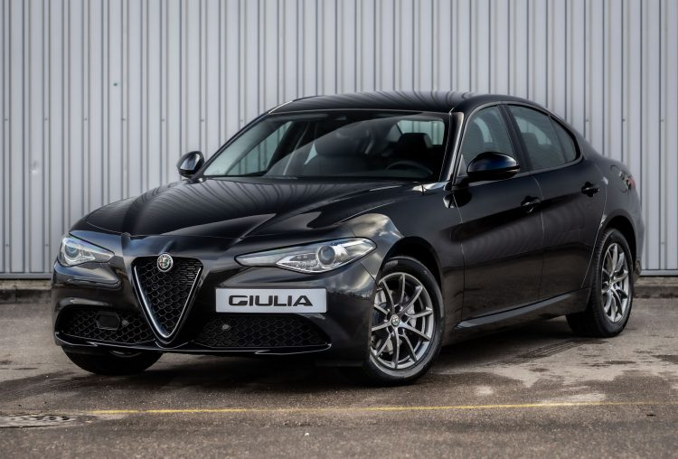 Alfa Romeo Giulia Business MY20