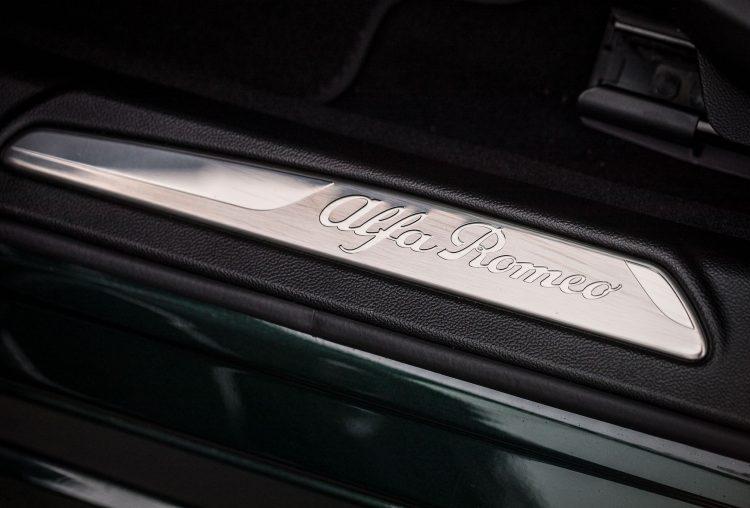 Alfa Romeo Giulia MY20 Super