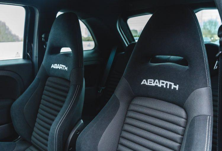 Abarth Turismo 595 Competizione