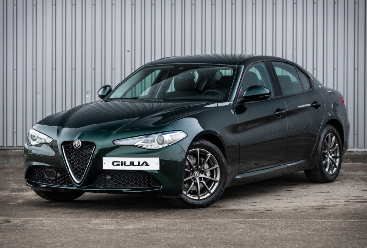 Alfa Romeo Giulia Business MY20 200 ZS