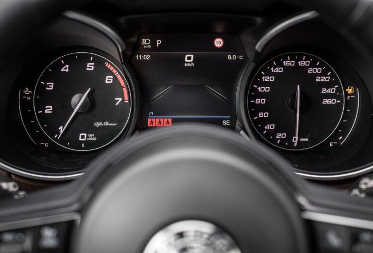 Alfa Romeo Stelvio Ti MY20 200 ZS