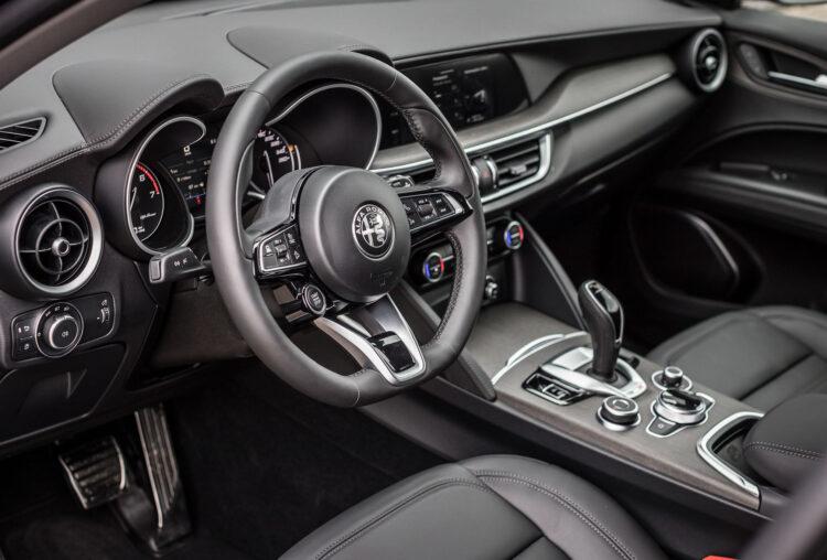 Alfa Romeo Stelvio Ti MY20 200 HJ