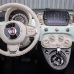 Fiat 500 LOUNGE kabrioletas