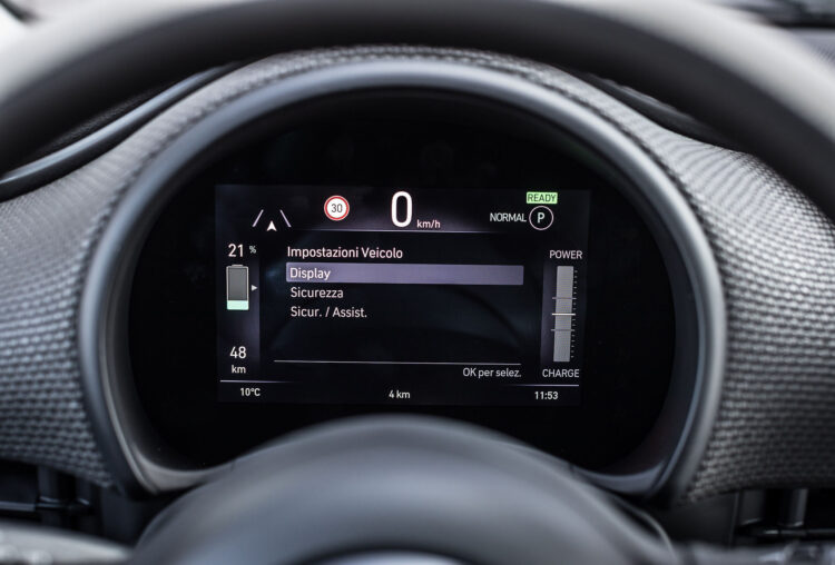 Fiat 500 elektrinis La Prima