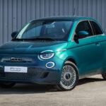 Fiat 500 elektrinis ICON