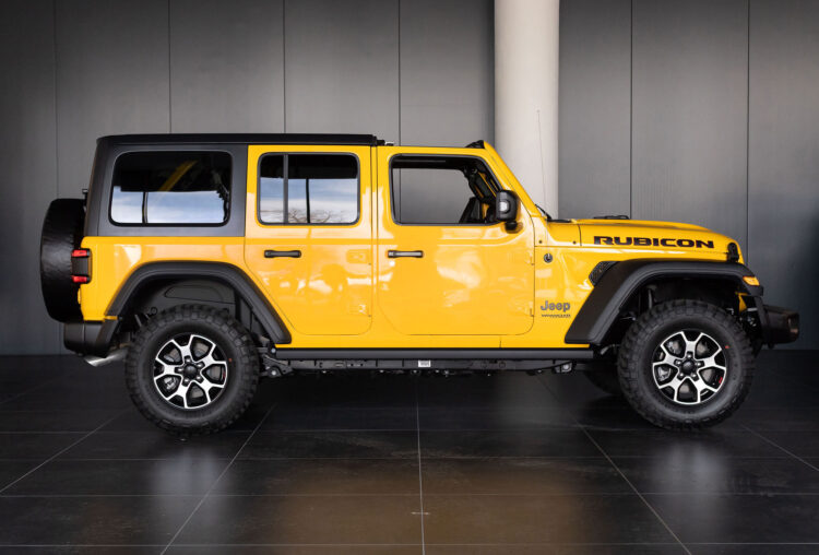Jeep Wrangler Unlimited Rubicon MY21