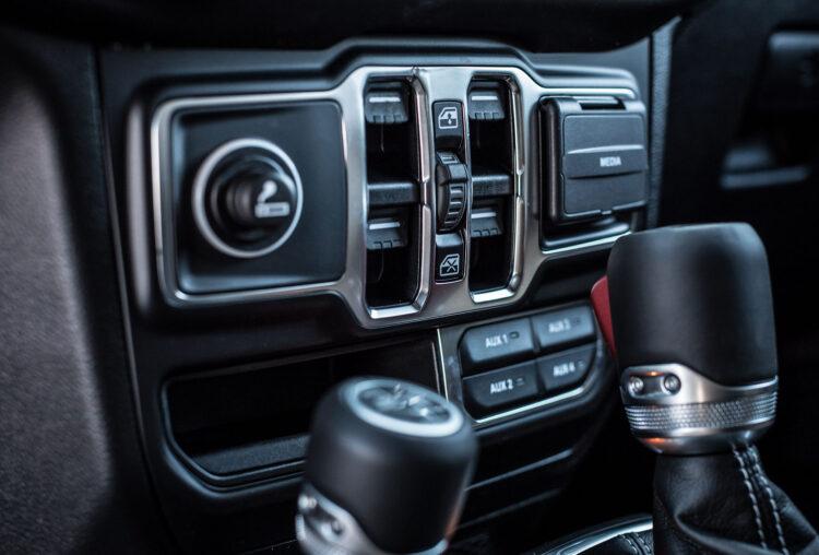 Jeep Wrangler Unlimited Sahara
