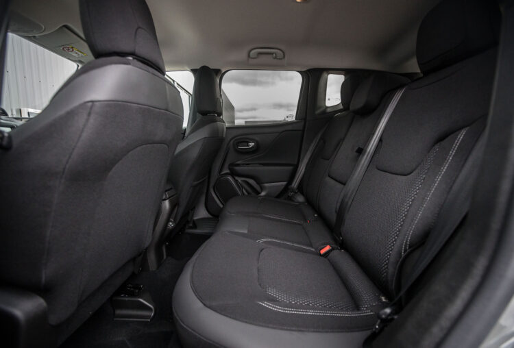 Jeep Renegade Limited MY21