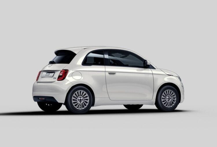 Fiat 500 elektrinis ACTION