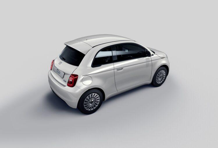 Fiat 500 elektriline ACTION