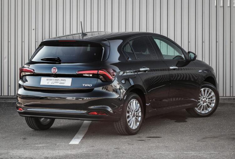 Fiat Tipo hečbekas Launch Edition