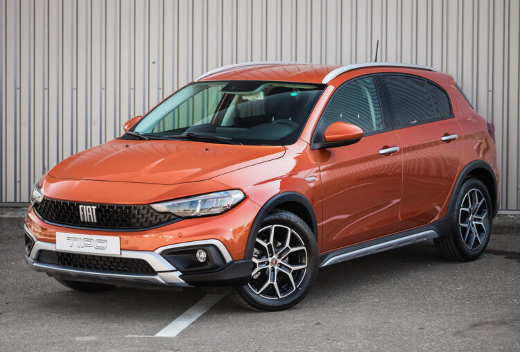 Fiat Tipo Cross Launch Edition